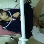 産婦人科医が制服女子を診療と称してレイプしながら盗撮!