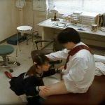 保健室で盗撮された美少女JKとロリコン教師の淫行猥褻現場