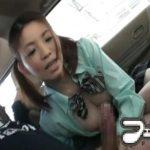 【新感覚ピンサロ盗撮動画】ドライブして車の中でピンサロサービスする闇の風俗映像発見