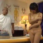 【マッサージ盗撮動画】脱いだら中々の豊乳だった人妻をハメハメしちゃう整体師の猥褻行為
