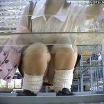 【パンチラ盗撮動画】放課後の油断しまくった女子高生に狙いを付けてパンティを尾行隠撮!