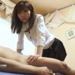 【盗撮】エステ研修講師の特権!講習という面目で全裸にした新人をセクハラ施術からセックス!
