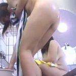 【女子風呂映像】銭湯女湯に潜入して全裸母娘の背中を流しあう慎ましやかな光景を女盗撮師が金のために流出!
