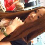 【美人店員盗撮動画】美貌レベルMAXな美形お姉さまの接客中に胸元ガン見してムッチリ太腿とパンティ攻略w