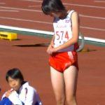 【削除必須】マジな陸上競技大会で高跳び選手の女の子をエロ目線で盗撮した映像!絶対マネする奴が増えそうw