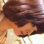 【隠し撮り動画】個性的美人お嬢様なショップ店員の西元寺さんが接客してくれたので胸元を覗き込み無断撮影したw