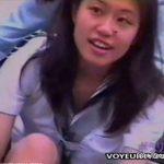 【リアル盗撮動画】放課後にはルーズソックスに装備を代える本物女子高生達のパンティはノーガードで撮影向きw