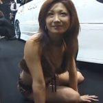 【イベント盗撮動画】オートサロンで狙うは美人コンパニオン達のサービスショット!車よりも美女の方が注目度高いw