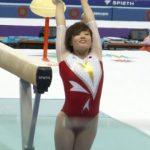 【盗撮動画】世界大会に出場する実力とアイドル並みの美貌を兼ね備えた女子体操選手のエロ目線な映像発見w