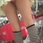 【パンチラ盗撮動画】スレンダー美脚ギャルの甘いパンティやお姉さんの股間よりハミ出した具がマジで堪らんw