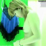 【着替え盗撮動画】美人ギャルモデルが派遣先現場の更衣室で全裸を撮影されて裏ルートで無断販売される!