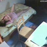 【自慰行為盗撮動画】受験勉強期間の妹の部屋にカメラをしかけて見たらモヤモヤが酷いらしくオナニーしてたw