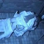 【SEX盗撮動画】深夜の路地裏に潜むようにしてマジでハメてしまった若いカップルの痴態を撮影して晒すw