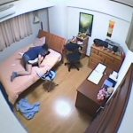 【観覧注意】娘の部屋に防犯カメラを設置すると家庭教師の男にハメ撮りされている姿が映る大事件発覚!