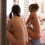 【盗撮動画】夏合宿中のバレーボールサークルの激カワJDの入浴中をコーチが覗き撮りして所有していたw