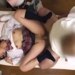 【SEX盗撮動画】マッサージに来院した激カワJKが恥じらいながらも耐えながら整体師にレイプされていたw