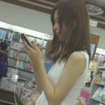 【HD盗撮動画】被写体レベルMAXな白いワンピースの激カワお嬢様の高画質パンチラ映像が最高傑作!