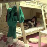 【HD盗撮動画】女子寮のルームメイトに無断撮影された美少女JKのオナニー姿がネット上に拡散してしまう!