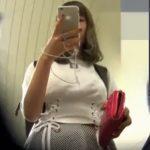【盗撮動画】激カワ巨乳女子大生をストーキング!粘着追跡してパンチラ逆さ撮りした危険人物が映像投稿!