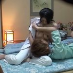 【動画】旅館でマッサージを頼んだらモロ好みの超美人なスレンダー人妻登場!甘えさせてもらって本番SEXw