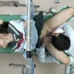 【盗撮動画】妊娠を心配する女子高生の心のスキに付け込んであり得ない中出しレイプをする産婦人科医!