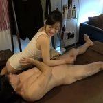 【HD動画】メンズサロンのスレンダー美人妻が裏オプで本番SEX!乳首フル勃起した美女の子宮に中出しw