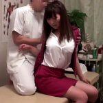 【動画】激カワ制服OLが来院したマッサージ店は悪徳レイプ整体院!何かと理由を付けて脱がして子宮を狙う!