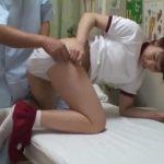 【動画】ショートヘア美少女の体操着を脱がせて子宮ばかり掻き回す整体マッサージ師がついにレイプ敢行!