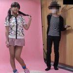 【盗撮動画】悪質ヴィシャス倶楽部の極秘影像!素人モデル人気NO.1のロリ美少女のパンチラを別カメラで撮影!