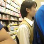 【盗撮動画】捲りパンチラ映像にあまちゃんの能年玲奈(のん)ちゃん似の天然ピュアな美少女JK発見したオレwww