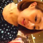 【盗撮動画】ショップ店員のお姉さんが清楚で大人美女だったら隙を付いてパンチラや胸チラを狙うのが必然www