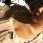 【盗撮動画】ショップ店員の美人ギャルお姉さんの美脚が最高すぎてクラクラ!股間からパンチラも攻略してるwww