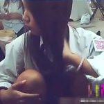 【盗撮動画】観覧注意!廃業違法風俗店リアル映像!JK見学クラブの闇!アドケナイ女の子が生でオカズ提供!