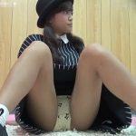【盗撮動画】ヴィシャス倶楽部!またしても美少女くるみちゃんの撮影時に別カメラで股間を真正面から収録www