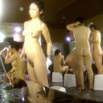 【盗撮動画】イイやつです!本日も大盛況な人気ホテルの女子風呂大浴場で素人ギャル達の全裸鑑賞www