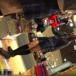 【盗撮動画】くくく、たまんねえぜ!放課後の美少女JKに粘着して美脚下半身からパンチラを採取www