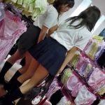 【盗撮動画】放課後エンジェルのパンティ撮影!制服女子高生のフレッシュなパンチラ映像を収穫したwww
