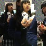 【盗撮動画】ブルーノ!危険パンチラ映像!可愛らしい女子校生のアドケナイ下半身からパンティ撮影!