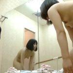 【盗撮動画】激カワギャルの全裸着替え映像が拡散!バレエ教室のコーチが更衣室を隠し撮りしていた!