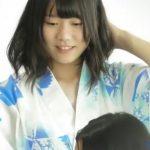 【盗撮動画】新入生の中でNO.1美少女といわれる女の子のオッパイが見えている浴衣の胸チラ映像www