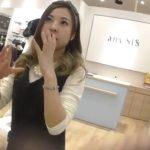 【盗撮動画】逆さHERO氏またも店名らしきものを加工無しでショップ店員のパンチラ映像を公開するwww