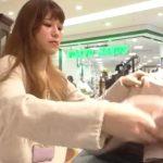 【盗撮動画】素晴らしくお綺麗なショップ店員の美人お姉様のパンチラを収録に成功させるwww