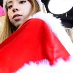 【HD盗撮動画】昨年のクリスマス商戦期に撮影した美人ショップ店員さんの白いフトモモとパンチラwww