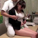 【盗撮動画】整体マッサージ師のセクハラ施術にも従順すぎた巨乳美人OLがレイプされた一部終止!