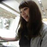 【HD盗撮動画】イイやつです!お見事な超SSS級美人ショップ店員さんのパンチラを逆さHEROが無断撮影!