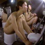 【HD隠撮動画】イイやつです!最高画質で女子風呂洗い場の美人お姉さんの全裸を無断撮影!!