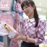 【盗撮動画】逆さHERO!メッチャ可愛らしいお嬢様のような美人ショップ店員さんのパンチラ公開!