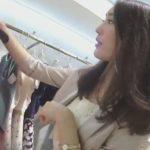 【盗撮動画】気品あふれる美貌の大人のお姉さまなショップ店員さんのパンチラを逆さHEROが激写!!