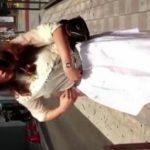 【盗撮動画】綺麗なお姉さんやギャルばっか!面食い撮り師の街中ストーカーパンチラ映像を公開中www