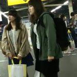 【HD盗撮動画】イイやつです!駅構内で美人ギャルを見つけ出したら尾行してスカート捲りパンチラ!